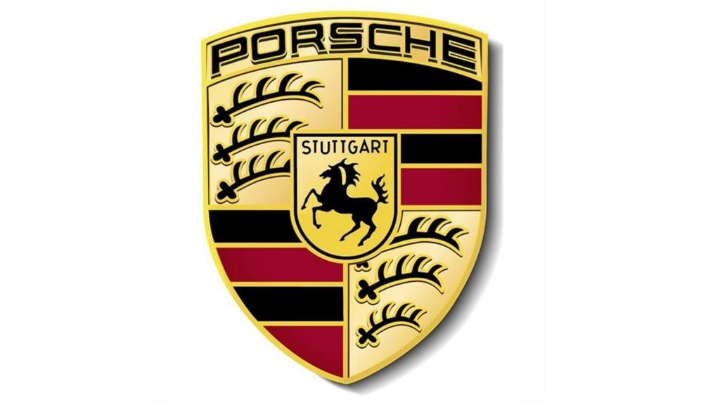 Porsche-Logo blob
